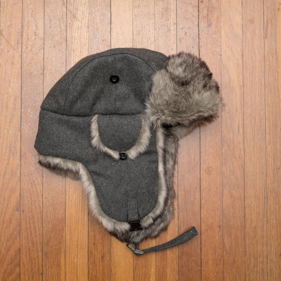 fac725f426bbe Chaos Other - Chaos Trapper Hat Faux Fur